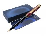 Creion mecanic Souveran D600 negru-rosu Pelikan