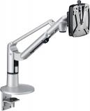 Suport extensibil monitor, clema VESA, arcuri pe gaz, argintiu LiftTEC-Arm I Novus