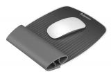 Mousepad cu suport pentru incheieturi I-Spire Fellowes gri