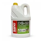 Detergent lichid pentru vase si suprafete multiple, 4l, DG-12, Sano Professional