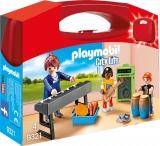 Set Portabil - Curs De Muzica Playmobil