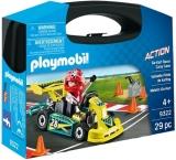 Set Portabil - Masinuta De Curse Playmobil