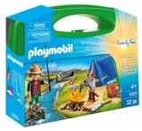 Set Portabil Camping Playmobil