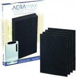 Filtru carbon pentru purificator aer AeraMax DX55 4 buc/set Fellowes