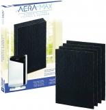 Filtru carbon pentru purificator aer AeraMax DX95 4 buc/set Fellowes