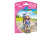 Figurina - Skateboarder Playmobil