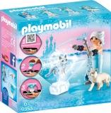 Printesa Florilor De Iarna Playmobil