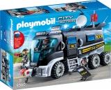 Camionul Echipei Swat Playmobil