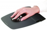 Mousepad cu suport incheietura Rocker Fellowes graphite