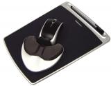 Suport negru pentru mousepad Easy Palm Glide Fellowes