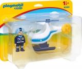 1.2.3 Elicopter De Politie Playmobil