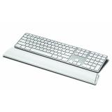 Suport incheietura pentru tastatura Rocker I-Spire Fellowes alb