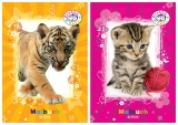 Carte de colorat A4 24 file Pretty Pets Herlitz