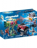 Super 4 - Alex Si Rock Brock Playmobil