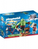 Super 4 - Ruby Si Trol Playmobil
