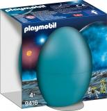 Pusculita Ou-Agent Spatial Cu Robot Playmobil