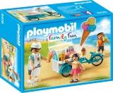 Carucior Cu Inghetata Playmobil