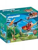 Cercetator - Elicopter Si Pterodactyl Playmobil