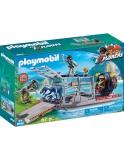 Cercetatori - Feribot Si Raptor Playmobil