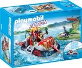 Ambarcatiune Acvatica Cu Motor Playmobil
