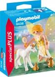 Figurina Zana Cu Unicorn Playmobil