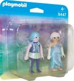 Set 2 Figurine - Zanele Iernii Playmobil