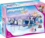 Sanie Cu Cuplu Regal Playmobil