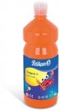 Tempera portocaliu 1 L Pelikan