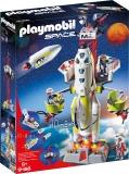 Racheta Spatiala Cu Lansator Playmobil