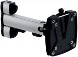 Suport monitor brat extensibil orizontal, clema VESA, TSS, argintiu/antracit Novus