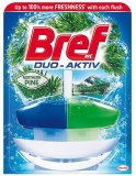 Odorizant pentru toaleta Duo-Aktiv Pin 50 ml Bref