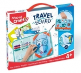 Set Creativ Travel Board Animale Maped