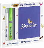 Set My Message Kit Dreamer, 3 piese/set Bic