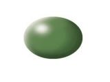 Aqua Green Silk