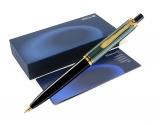 Creion mecanic Souveran D400 negru-verde Pelikan