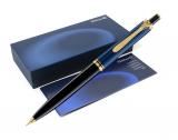 Creion mecanic Souveran D400 negru-albastru Pelikan