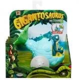 Figurina cu autovehicul, Bills Bubble, Gigantosaurus
