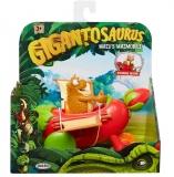Figurina cu autovehicul, Mazus Mazmobil, Gigantosaurus