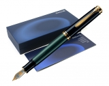 Stilou Souveran M800 M negru-verde Pelikan