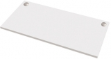 Blat de lucru superior pentru birou reglabil pe inaltime,  culoare gri, 160 cm Fellowes