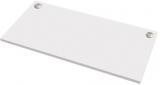 Blat de lucru superior pentru birou reglabil pe inaltime, culoare gri, 180 cm Fellowes