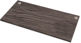 Blat de lucru superior pentru birou reglabil pe inaltime, culoare stejar, 140 cm Fellowes