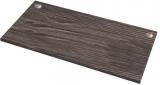 Blat de lucru superior pentru birou reglabil pe inaltime, culoare stejar 180 cm Fellowes