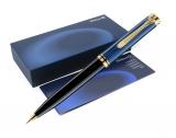 Creion mecanic Souveran D600 negru-albastru Pelikan
