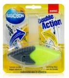 Odorizant WC Bon Blue Double Action Lemon 55 gr Sano