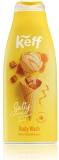 Gel de dus Body Wash Ice Cream Salty Caramel 500 ml Sano Keff