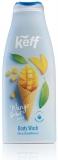 Gel de dus Body Wash Ice Cream Mango Sorbet 500 ml Sano Keff