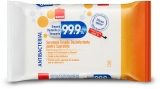 Servetele dezinfectante antibacteriene 99% 50 buc/set Sano