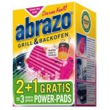 Bureti abrazivi Grill & Cuptor 2 bucati + 1 gratis Abrazo