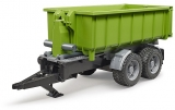 Jucarie Remorca cu container pentru tractoare Bruder